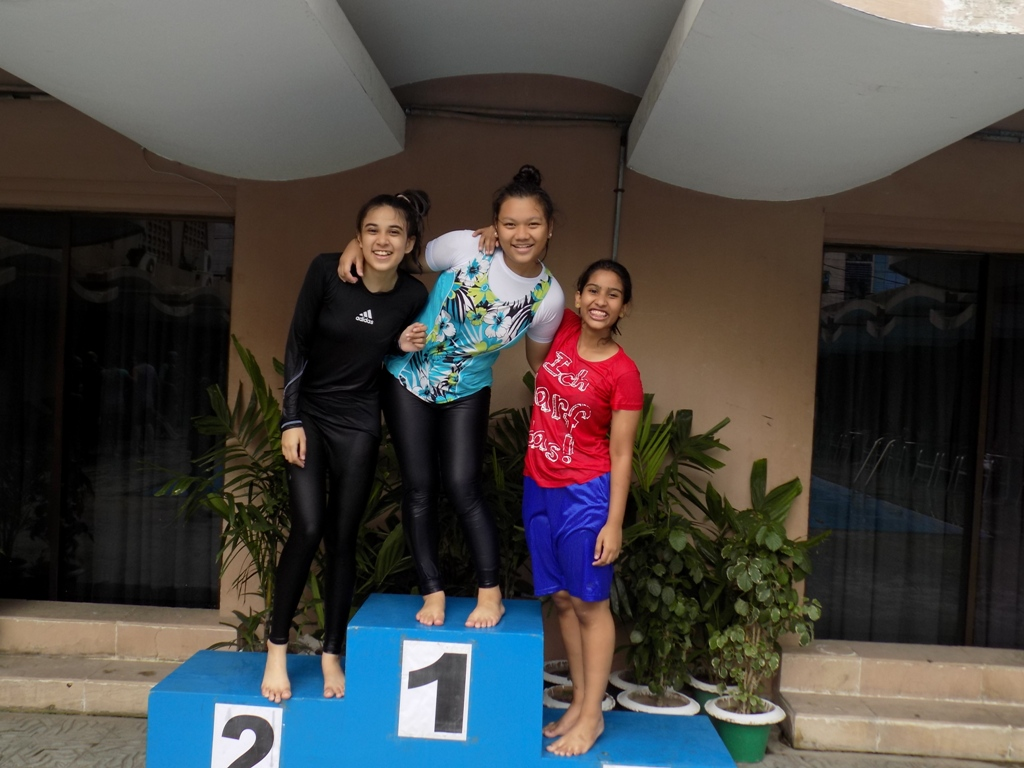 CGS swimming competition 2016 (Upper)