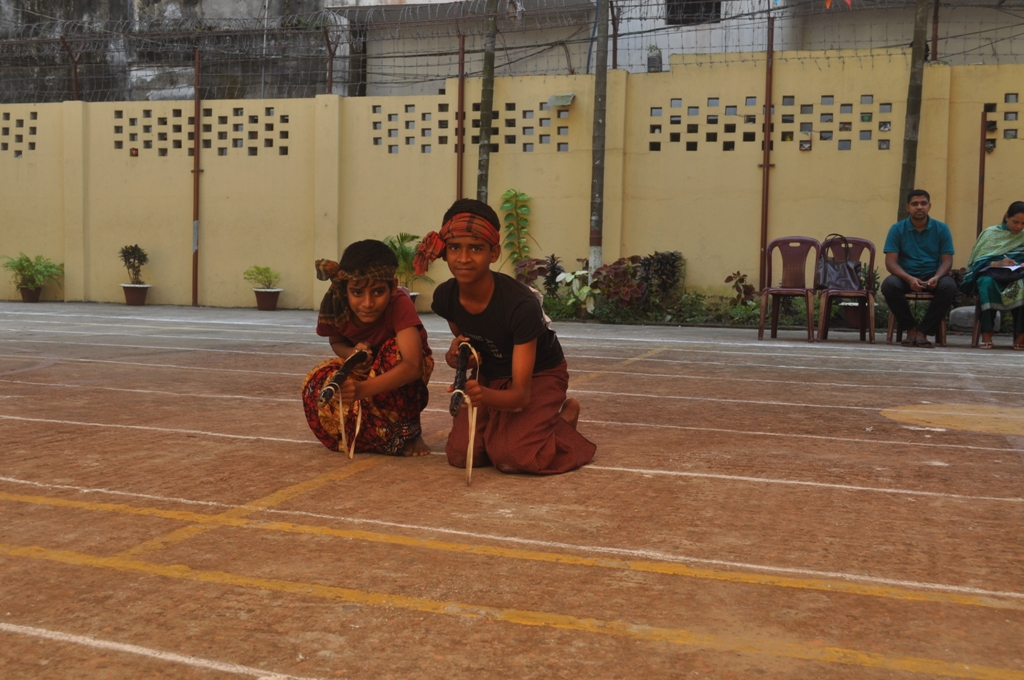 MIlon School Annual Athletics 2016 (12.11.2016)