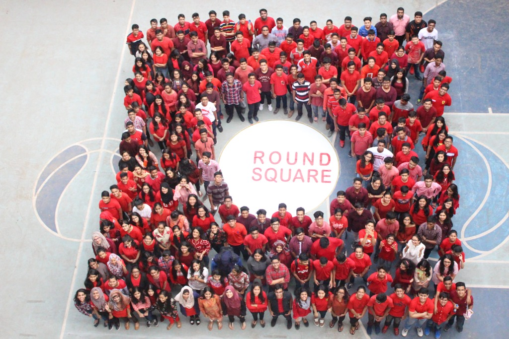 InterNational Round Squar Day 2017 at CGS