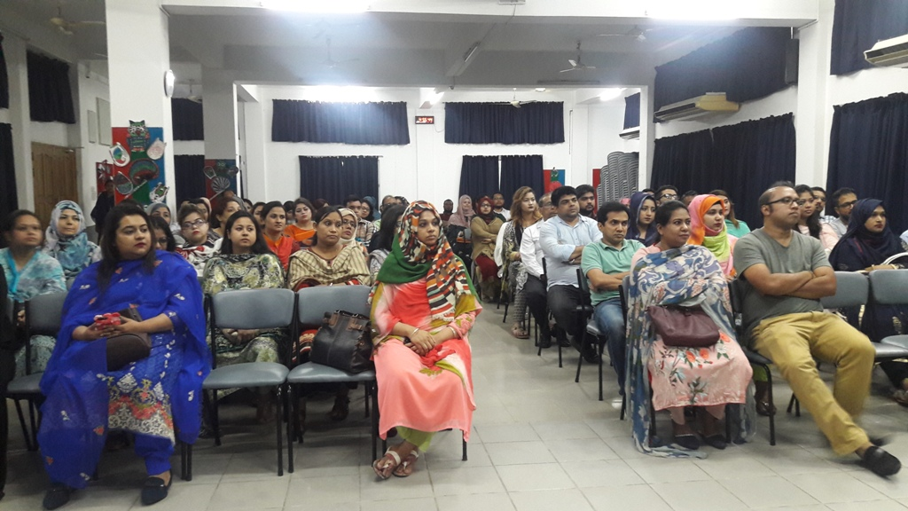 Orientation Program for CGS Parents