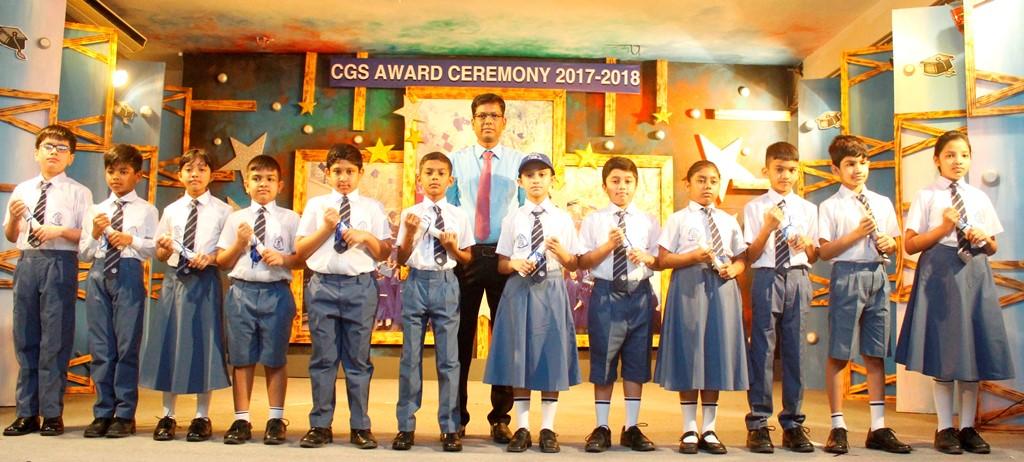 Annual Awards 2017-18