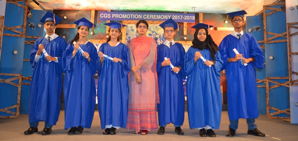 Promotion Ceremony 2017-18
