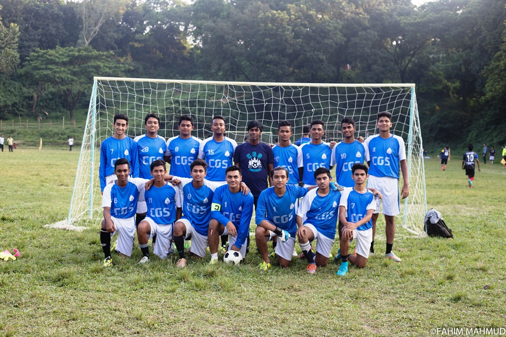 CGS Inter-school Football Tournament 2018