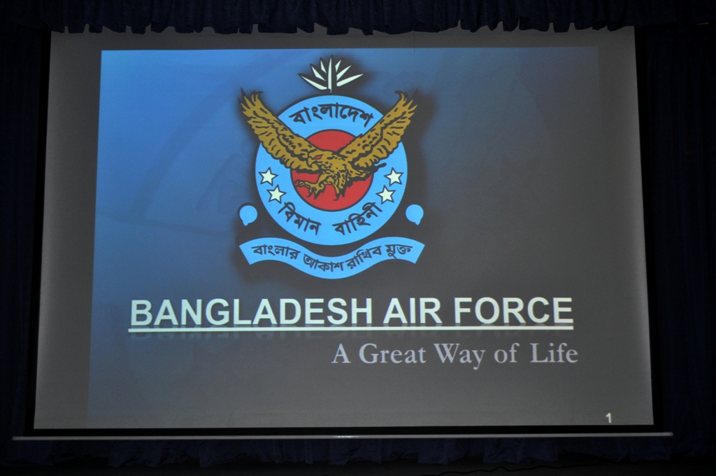 Bangladesh Air Force Seminar2018