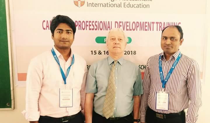 CIE Teachers Training Programme 2018
