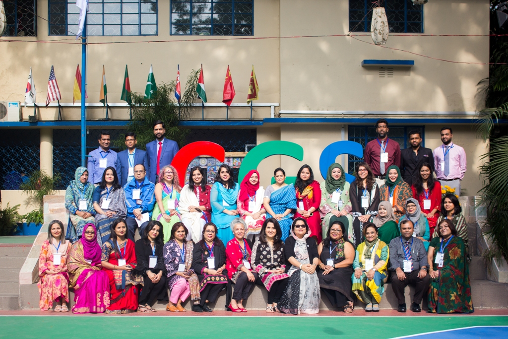 CGS Annual Staff Convention 2018