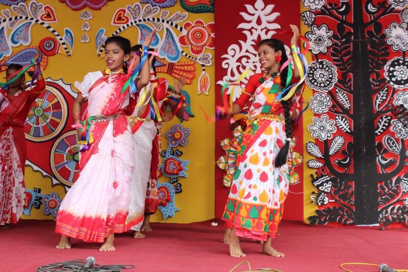 CGSD Secondary Pohela Boishakh Charity Carnival