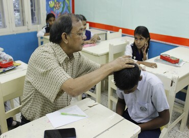 CGS-Dhaka (CS): Regular Health Check-up & Dental Camp