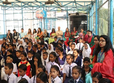 CGS-Dhaka (CS): Victory Day, Winter Party & Students' Birthday Celebration