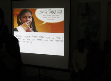 CGS-Dhaka (CS): Stop Early Marriage Campaign