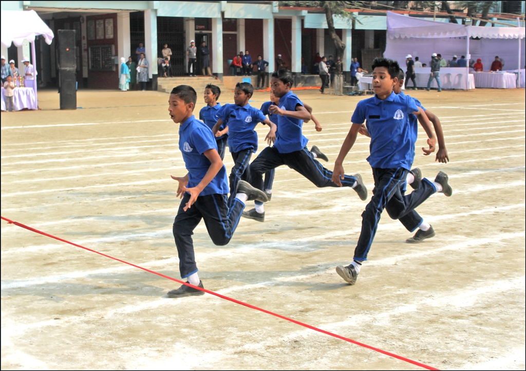 CGS-Dhaka (CS): Annual Athletics