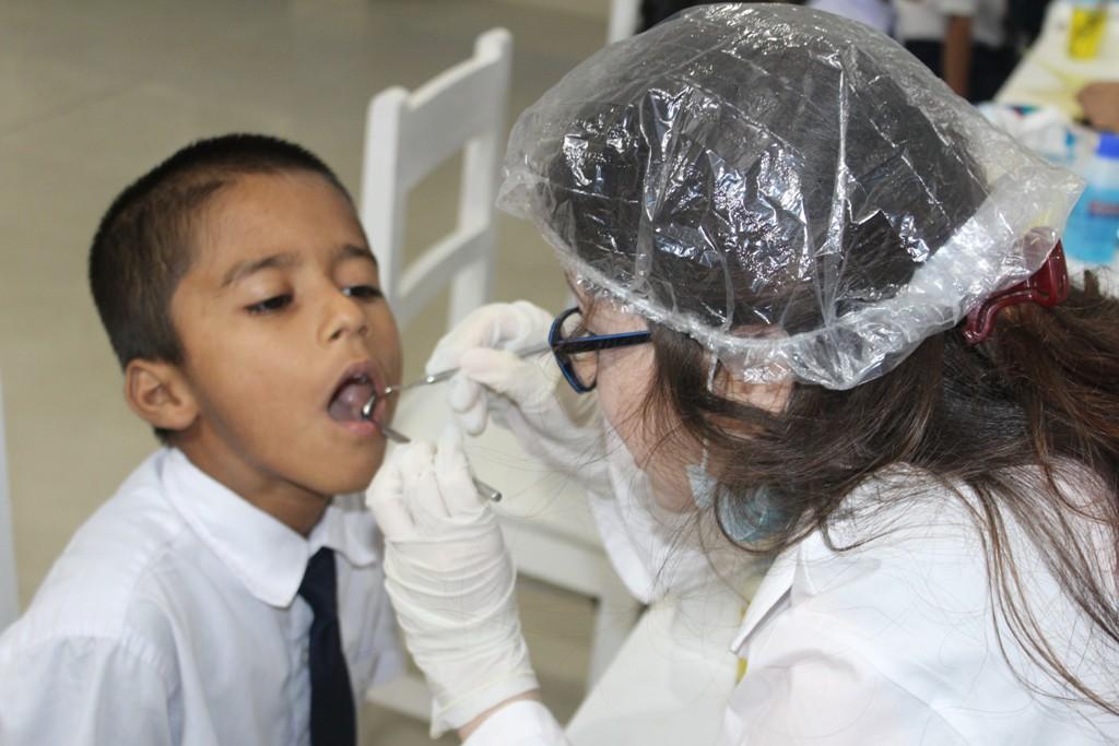 CGS-Dhaka (CS): Dental Camp by Pepsodent