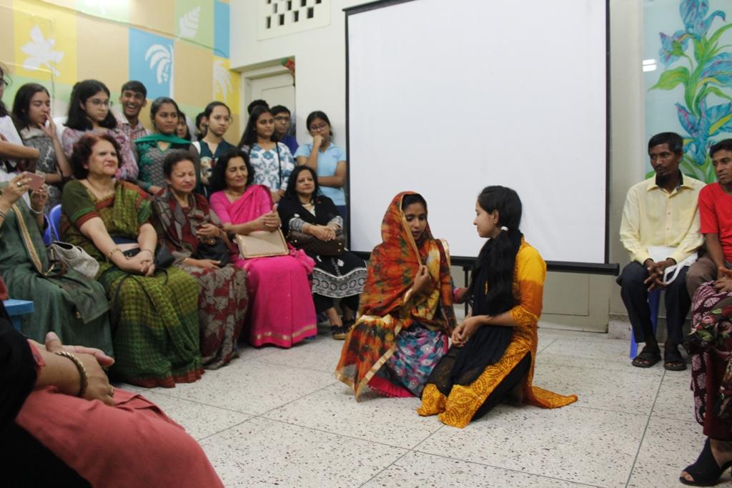 CGS-Dhaka (CS): Early Marriage Campaign