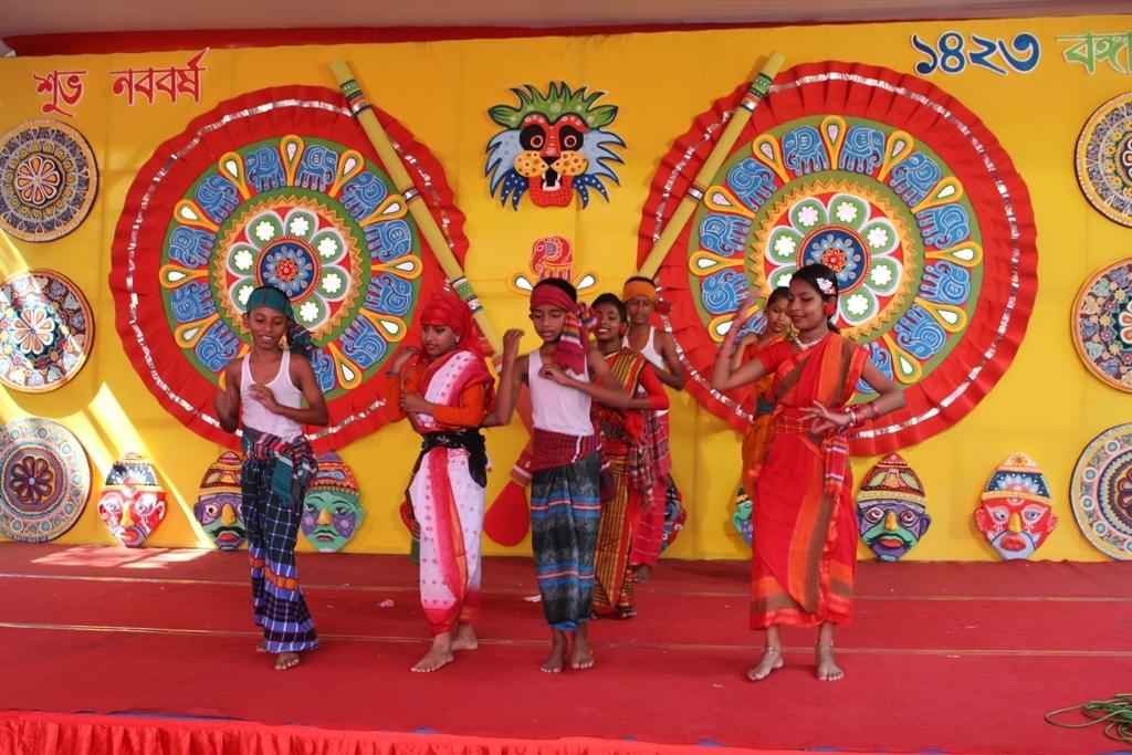 CGS-Dhaka (CS): Pahela Baisakh Celebration