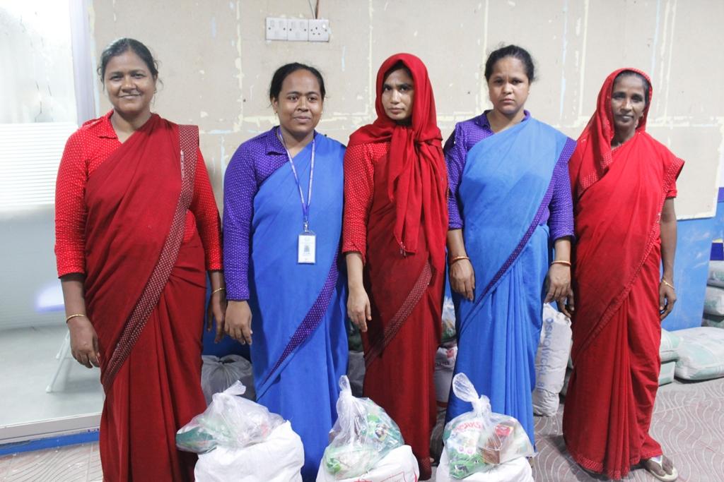 CGS-Dhaka (CS): Ration Distribution