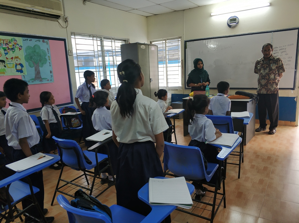 CGS-Dhaka (CS): Regular Health Checkup