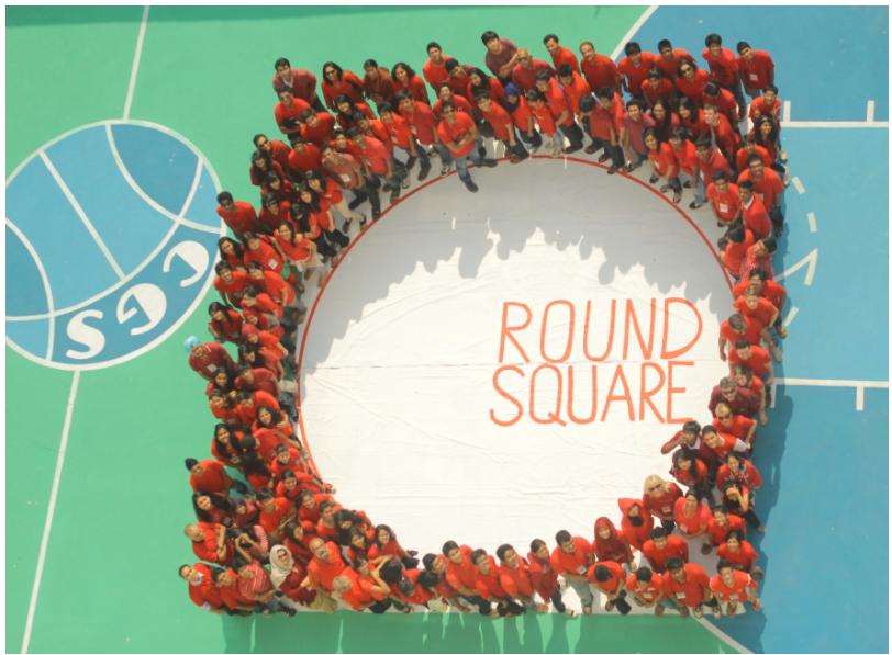 CGS and Round Square